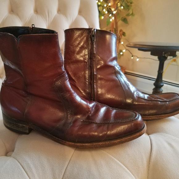 d2eacbe686c53 Florsheim Men's Essex Moc Toe Ankle Boot